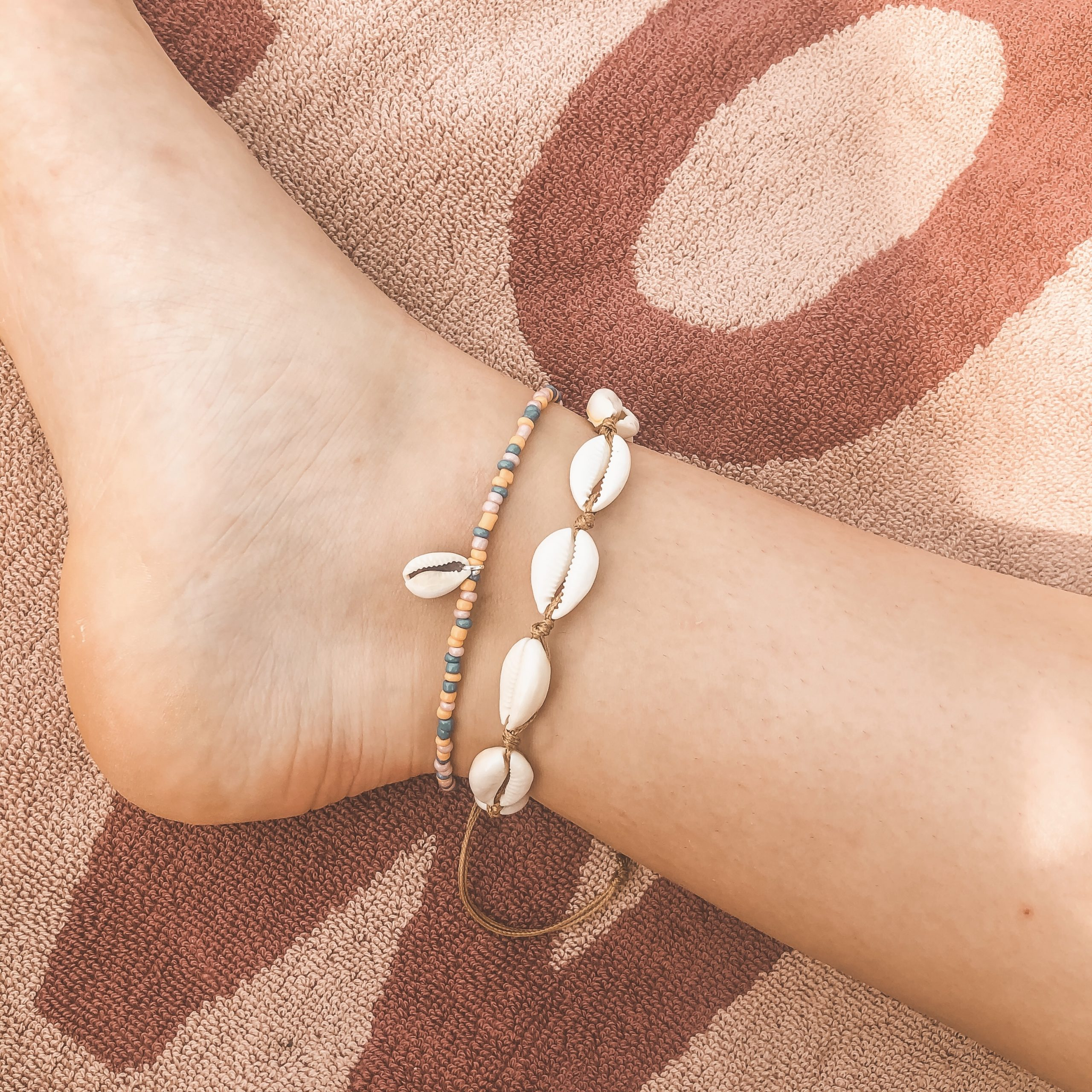 Anklet one shell multi