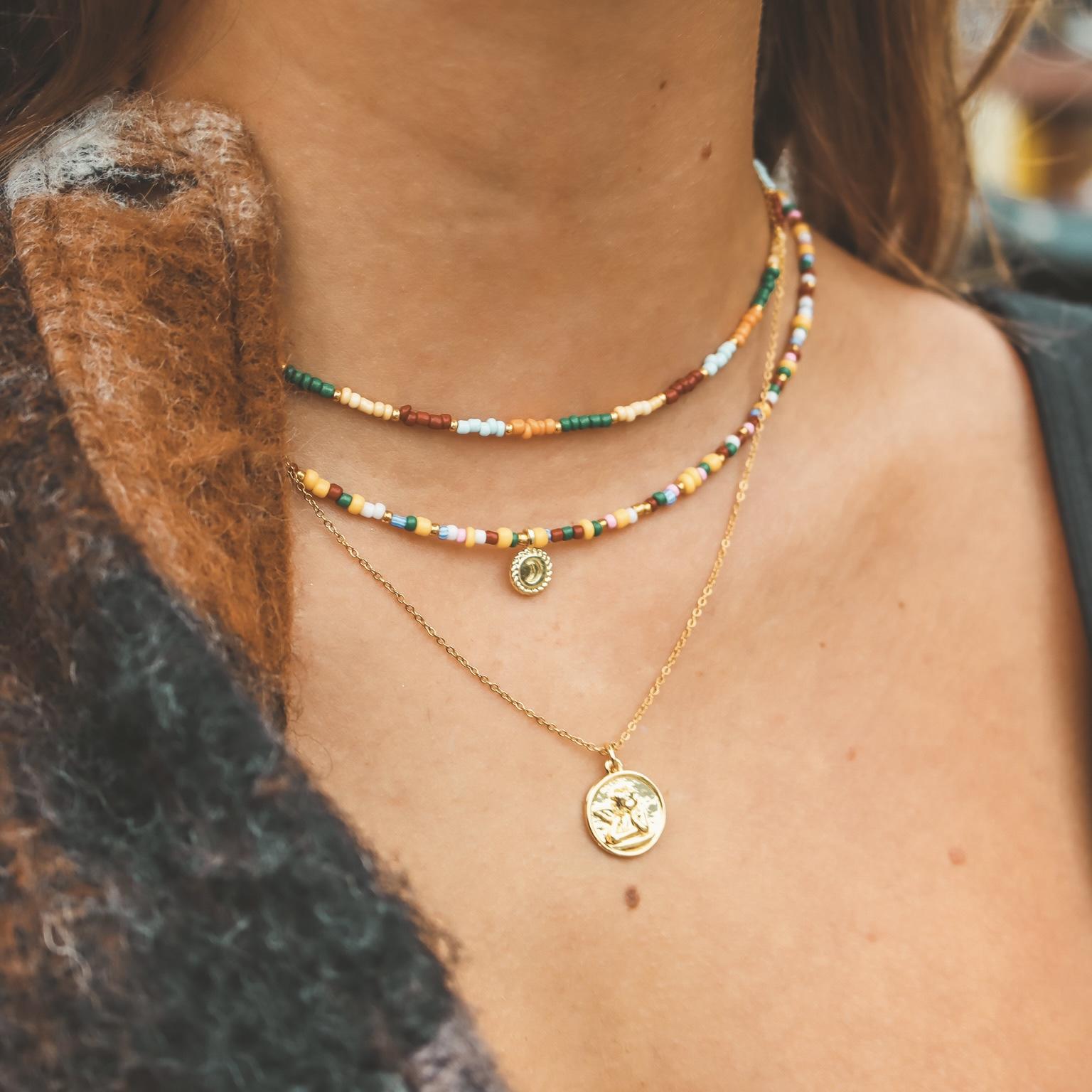 Fine jewelry: angel gold